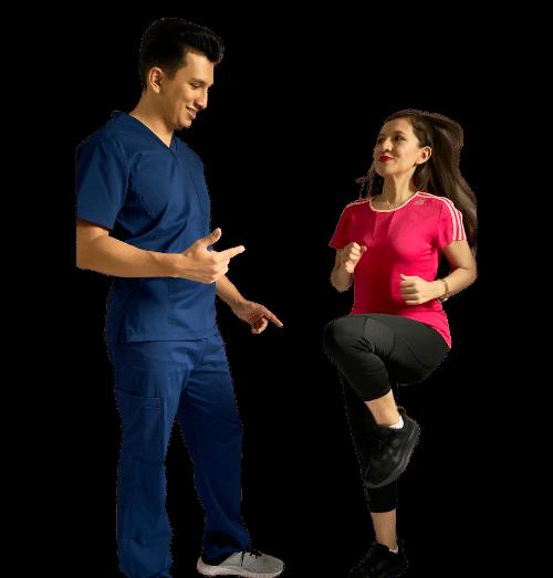Fisioterapia deportiva en CDMX