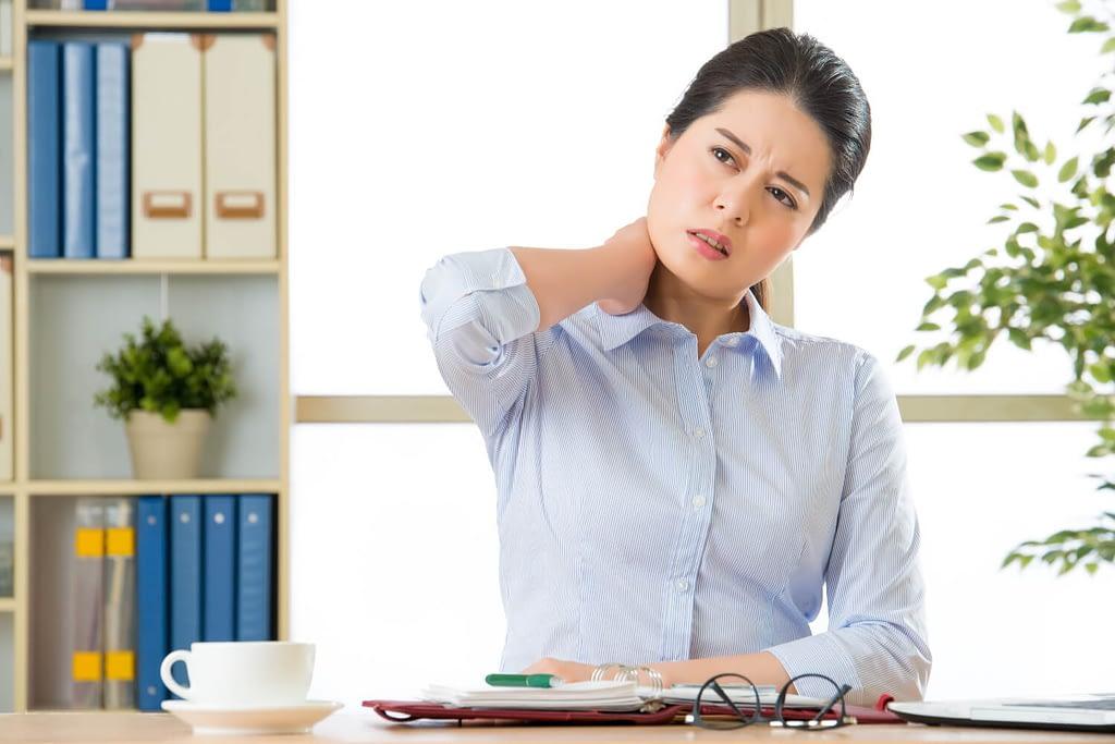 Todo sobre el dolor de cuello home office