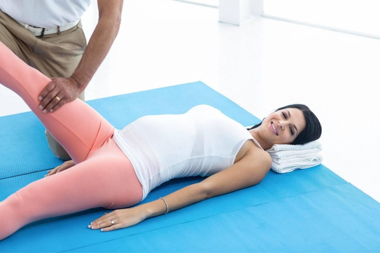 Qué es la fisioterapia postparto