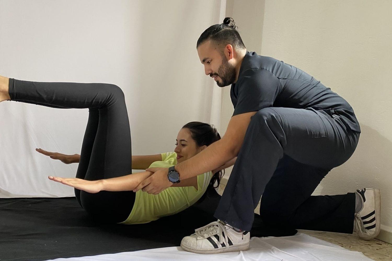 Fisioterapeuta Omar