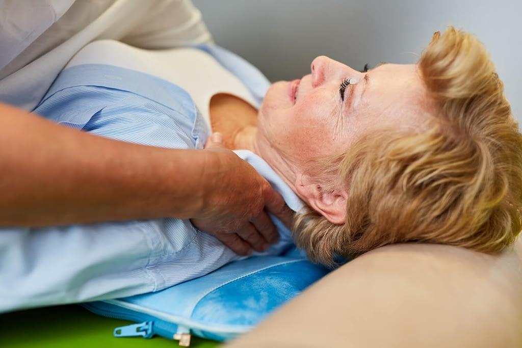 fisioterapia dolor de cuello