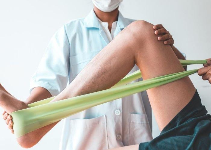 Fisioterapia postoperatoria CDMX