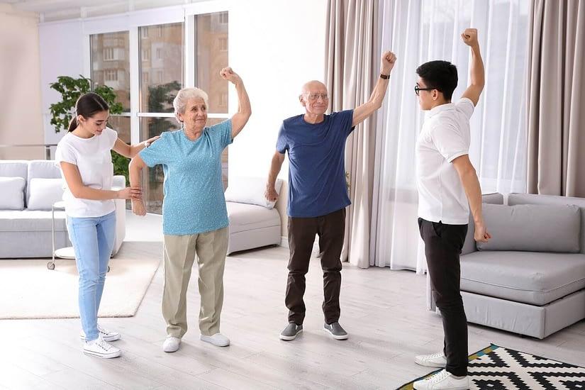 Beneficios de la fisioterapia a domicilio