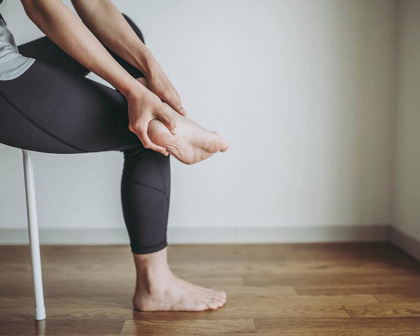 Fisioterapia dolor de pies